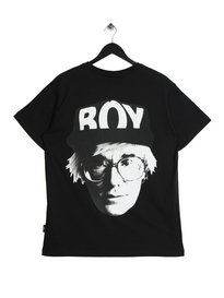 BOY London Visual T-Shirt Black