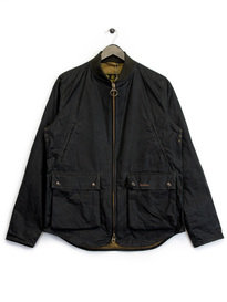 Barbour Camber Wax Jacket Sage