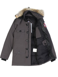 Canada Goose Banff Jacket Grey