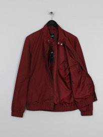 Only & Sons HARRINGTON JACKET RED