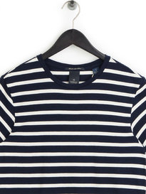 Scotch & Soda Classic Jersey T-Shirt Navy