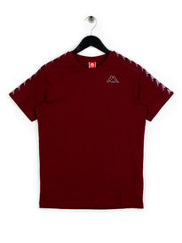 Kappa Coen Slim T-Shirt Red