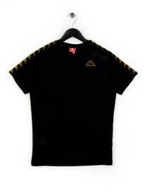 Kappa Coen Slim T-Shirt Black