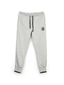 CONVERSE CORE PLUS RIB CUFF PANT GREY