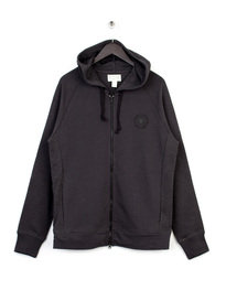 Converse Core Plus Two Way Hoody Black