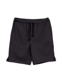 CONVERSE CORE PLUS VENTED SHORTS BLACK