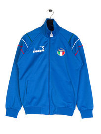 Diadora 80S II Track Top Blue