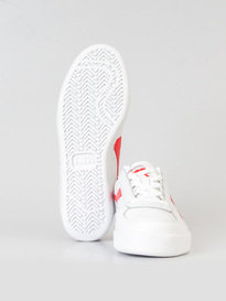Diadora B Elite White Red
