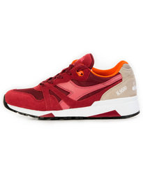 Diadora N9000 III Trainer Red
