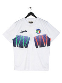 Diadora RB Pasadena 94 Short Sleeve T-Shirt White