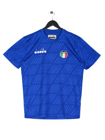Diadora RB '94 Short Sleeve T-Shirt Blue