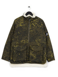 Ark Air Double Skinny Camo Jacket Green