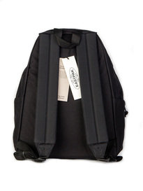 Eastpak Padded Pak'r Black Grey Weave Backpack