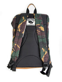Eastpak Rowlo Into Camo Backpack Green
