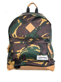 Eastpak Wyoming Into Camo Backpack Green