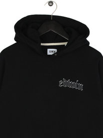 Edwin Best Or Nothing Hoodie Black