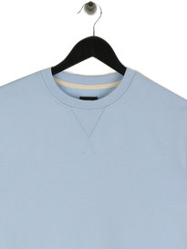 Edwin Classic Crew Neck Sweat Blue