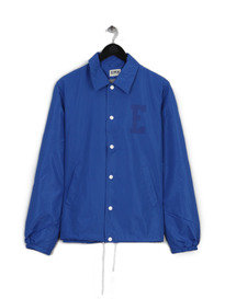 Edwin Coach Jacket Twill Royal Blue