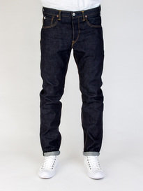 EDWIN ECS33M TAPERED JAPAN RAINBOW SELVAGE RAW ST DENIM