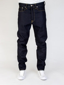 Edwin Ed-45 Deep Blue Unwashed Denim