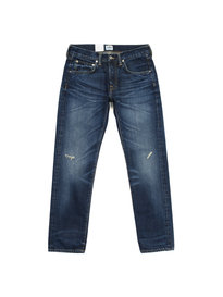 Edwin ED-55 63 Rainbow Selvage Dark Denim