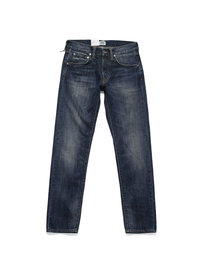 Edwin ED-55 Blue Grime Dirt Wash Jean