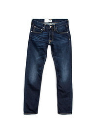 EDWIN ED55 DEEP BLUE DENIM COAL WASH
