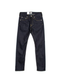 Edwin Ed-55 Deep Blue Denim Unwashed