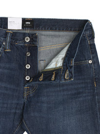 Edwin ED-55 Kingston Blue Washed Denim