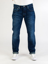 Edwin ED-55 Rainbow Selvedge Blue
