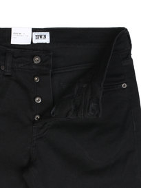 Edwin ED-80 CS Ink Black Denim