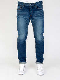 EDWIN ESC33M TAPERED JAPAN RAINBOW SELVAGE DARK DENIM