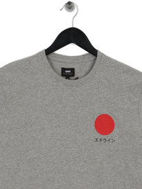 Edwin Japanese Sun T-Shirt Grey