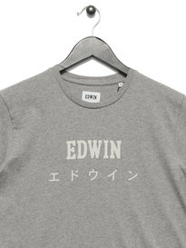 Edwin Japan T-Shirt Grey