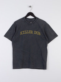 Edwin Killer Dub T-Shirt Charcoal
