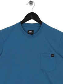 Edwin Pocket T-Shirt Blue