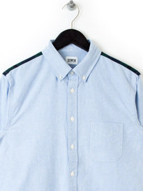 Edwin Standard Shirt Oxford Blue