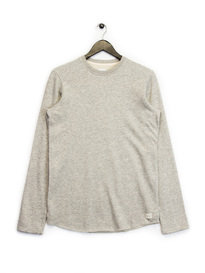 Edwin Terry Sweat Top Grey