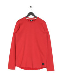 Edwin Terry TS Long Sleeve Red