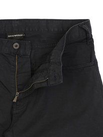 Emporio Armani Straight Leg Denim Navy