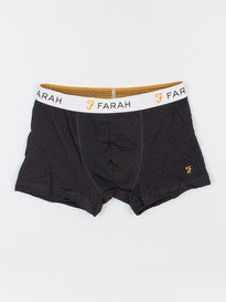 FARAH 2 PACK BOXER SHORTS