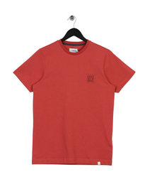 Farah Alfredo Short Sleeve T-Shirt Red