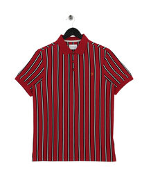 Farah Altham Short Sleeve Polo Red