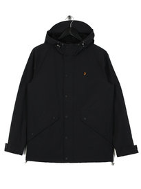 Farah Brodie Snpcf HD Jacket Black