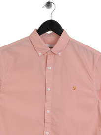 Farah Farley Long Sleeve Shirt Pink
