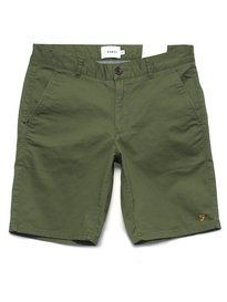 Farah Hawk Chino Short 302 Militarygreen