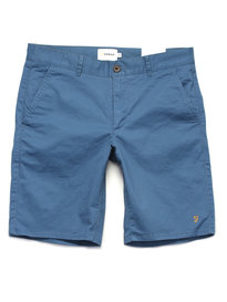 Farah Hawk Chino Short 993 Stellar