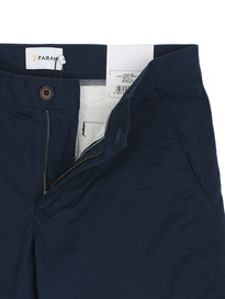 Farah Hawk Chino Shorts Navy