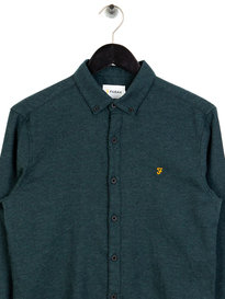 Farah Kreo Shirt Green