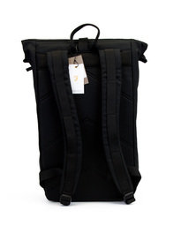 Farah Marker Better Fold Top Bag Black